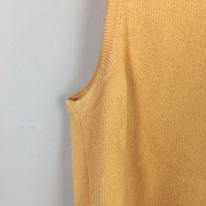 St. John Collection Tops - St. John collection yellow nautical blouse